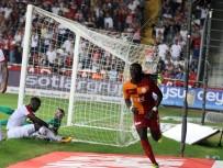 AHMET ÇALıK - Antalya'da İlk Yarıda Tek Gol