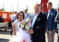 RECEP AKDAĞ - Başbakan Yardımcısı Akdağ, Erzurum AFAD'ta İncelemelerde Bulundu