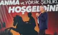 YÖRÜKLER - Başbakan Yıldırım Açıklaması '15 Temmuz'da Aziz Milletin İstikbaline Kastettiler'