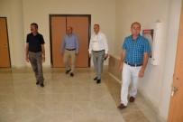 METİN ORAL - Başkan Gülen, Oral'ın Misafiri Oldu