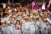 KARABAĞ - Bayraklı'da Coşkulu Sünnet Şöleni