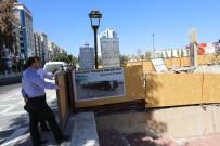 GÜRÜLTÜ KİRLİLİĞİ - Çiftçi Trambüs Projesi Çalışmalarını İnceledi