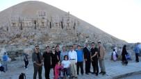 NEMRUT - Çin'in Ankara Büyükelçisi Yu Hongyang Nemrut Dağı'nı Gezdi
