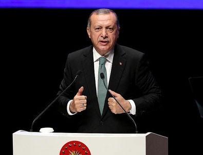 Cumhurbaşkanı Erdoğan: Söğüt'te temeli atılan anlayış bizlere ışık tutmaktadır