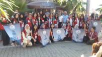 BEYOBASı - 'Damla' Projesi Gönüllüleri Özel Bireylerle Buluştu
