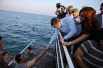 REHABİLİTASYON MERKEZİ - Engelsiz Plaj'ına Ödül