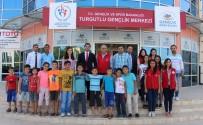 GENÇLİK VE SPOR BAKANLIĞI - Genel Müdür Yardımcısı Ulusan, Manisa'da Gençlerle Buluştu