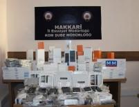 FLASH BELLEK - Hakkari'de Kaçakçılık Operasyonu