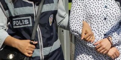 İnterpol tarafından aranan kadın Türkiye'de yakalandı