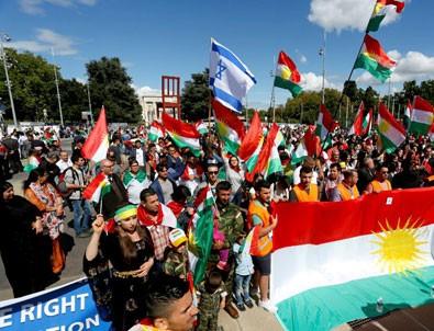 İsrail, Kuzey Irak'ta kukla devlet kurmaya hazırlanıyor