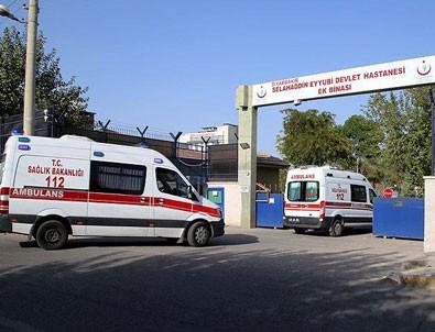 Lice'de terör saldırısı: 1 asker yaralı