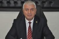 İBRAHIM COŞKUN - MASKF'de Özdemir Yeniden Başkan Seçildi
