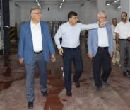 RıDVAN FADıLOĞLU - Milletvekilleri, Şehitkamil'deki Hizmetleri Yerinde İnceledi