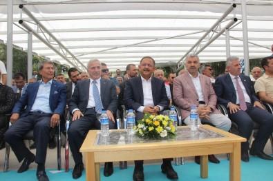 Bakan Özhaseki, CHP'li vekile sert çıktı: Terbiyesiz!