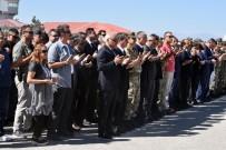 MURAT ZORLUOĞLU - Şehit Polis Memuru Memleketine Uğurlandı