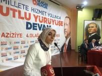 SAĞLIK TURİZMİ - Taşkesenlioğlu Açıklaması 'Erzurum Pastadan Payını Alacak'