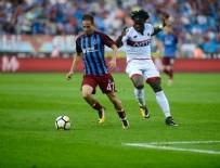 BURAK YıLMAZ - Trabzonspor: 3 - Gençlerbirliği: 1