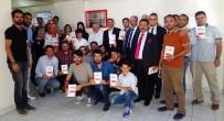 AZİZ SANCAR - Türetken, 'Türk Teknolojosi Ama Nasıl?' Kitabını TYB Erzurum Şubesi'nde Tanıttı