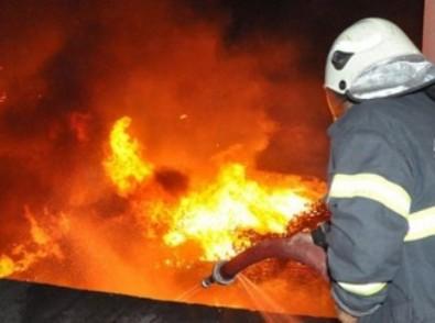 Üniversite hastanesinde yangın! Hastalar tahliye ediliyor