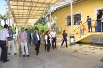 MAHMUT DEMIRTAŞ - Vali Demirtaş Açıklaması 'Sağlık Hizmetleri İvme Kazanacak'