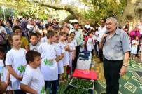 ORHAN KURAL - Yüz Çocukla Turşu Kurma Rekoru Kırıldı