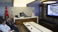 ECZACI ODASI - 12. Bölge Kayseri Eczacı Odası Başkanı Ulutaş Ve Yönetimi, Başkan Çelik'i Ziyaret Etti