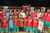 BURHANETTIN KOCAMAZ - 15 Temmuz Demokrasi Şehitleri Kupası'nın Sahibi Toroslar Belediyespor Oldu