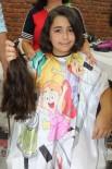 REINA - 3 Yıldır Uzattığı Saçlarını Kanser Hastalarına Bağışladı