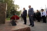 ABHAZYA - Abhazya Cumhurbaşkanı Hacımba'dan Adigey'e Ziyaret