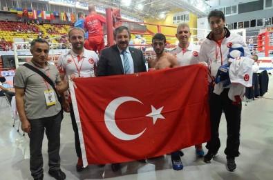 Ağrılı Adem Avrupa şampiyonu oldu