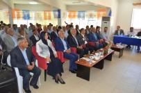 AK Parti Doğanyol İlçe Başkanı Ahmet Doşar Güven Tazeledi