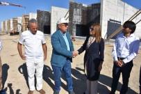 İLKNUR İNCEÖZ - AK Parti Grup Başkan Vekili İnceöz'den Tarım Ticaret Merkezine Ziyaret