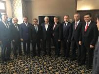 HALIL ELDEMIR - AK Partili Belediye Başkanları Başbakan Binali Yıldırım İle Bir Araya Geldi