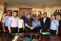 KURULUŞ YILDÖNÜMÜ - Aksaray'da Zabıta Teşkilatının 191. Kuruluş Yıldönümü Kutlandı