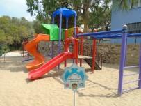 TAHTEREVALLI - Alanya Belediyesi 2 Yeni Park Açtı