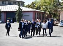 Altındağ Belediyesi'nden Gagavuzya'ya Büyük Yatırım