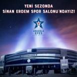 ABDI İPEKÇI SPOR SALONU - Anadolu Efes, Maçlarını Sinan Erdem Spor Salonu'nda Oynayacak