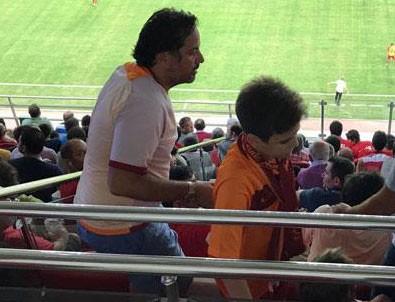 Antalyaspor maçında tribünden çıkartılan taraftara Galatasaray'dan jest