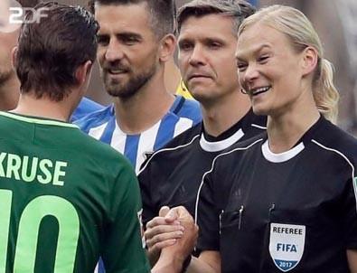 Avrupa futbolunda bir ilk