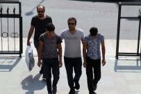 YıLDıRıM BEYAZıT - Ayakkabı Hırsızları Yakalandı
