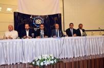 DEMİRYOLLARI - Balıkesir Lojistik Merkezi Masaya Yatırıldı