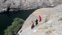 Barajda Kaybolan Şahsın Cesedi Bulundu