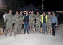 BURÇ KÜMBETLİOĞLU - Başkan Güler 'Savaşçı' Setine Konuk Oldu
