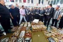 İZMIR TICARET ODASı - Başkan Kocaoğlu'dan Balıkçılara; Rastgele
