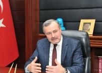 ÇİN - Başkan Kütükcü Açıklaması 'Türkiye, Güçlü Büyüme Trendini Sürdürüyor'