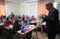 HALİL İBRAHİM ŞENOL - Başkan Şenol'dan Velilere Kayıt Çağrısı
