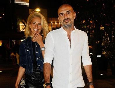 Burcu Esmersoy sevgilisi Berk Suyabatmaz'la görüntülendi