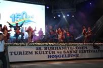 Burhaniye, Festivali Doyasıya Yaşadı
