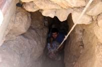 KÖY MUHTARI - Buzdolabı Yokken Bu Mağaralar Kullanılıyordu