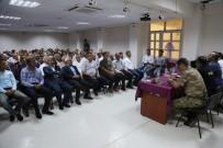 AHMET ADANUR - Cizre'de Eğitim Öğretim Yılı Öncesi Güvenlik Toplantısı Yapıldı